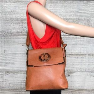 Tory Burch Royal Tan Crossbody